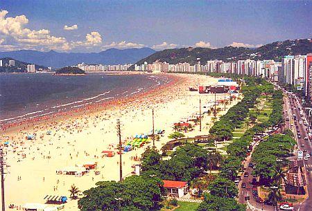 Playas de San Pablo: Santos