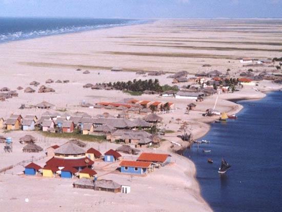 Playas desiertas de Brasil: Caburé en Barreirinhas
