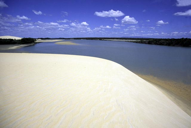 Playas desiertas de Brasil: Barra dos remedios