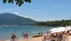 Playa do Curral en Ilhabela
