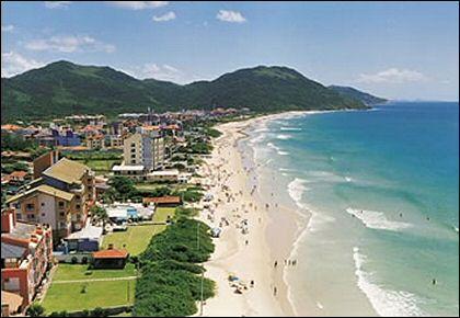 Playas en el norte de Florianópolis: Praia dos Ingleses