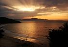 Playas en el este de Florianópolis: Lagoinha do Leste