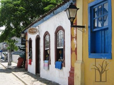 Playas en el Oeste de Florianópolis: Santo Antonio de Lisboa