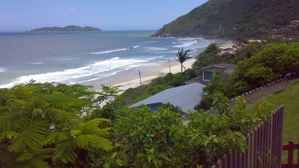 Playas en el Sur de Florianópolis: Playa da Solidao