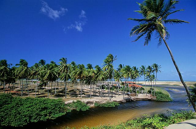 Playas fluviales de Brasil: Barra de Punaú