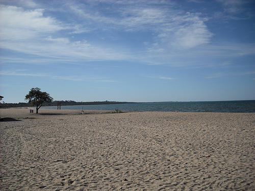 Playas fluviales de Brasil: Praia do Laranjal