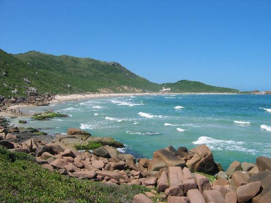 Playas nudistas de Brasil: Galheta