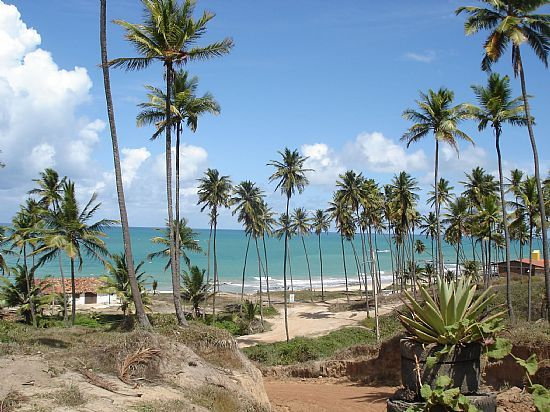 Playas nudistas de Brasil: Tambaba