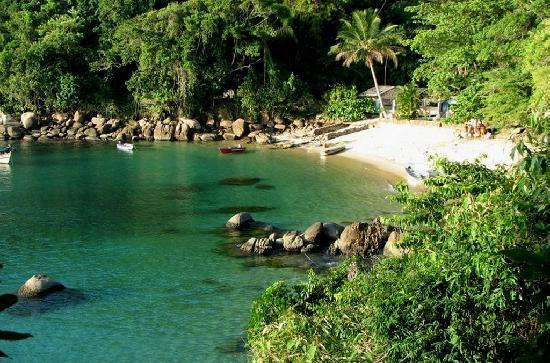 Playas de San Pablo: Ubatuba