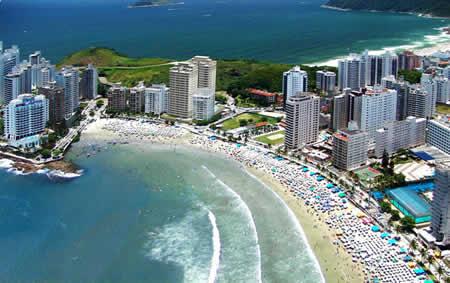 Playas de San Pablo: Guarujá