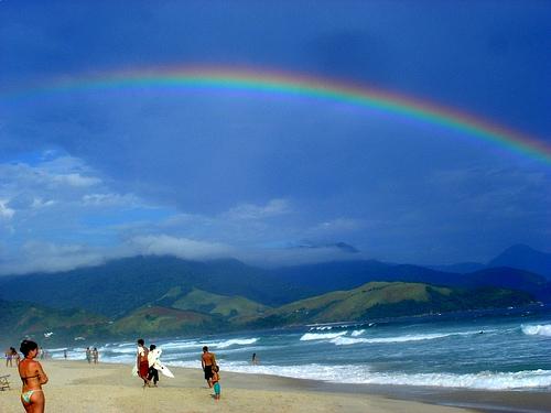 Recorriendo las playas de San Pablo: Maresias