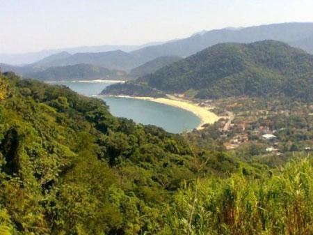 Recorriendo las playas de San Pablo: Sao Sebastiao