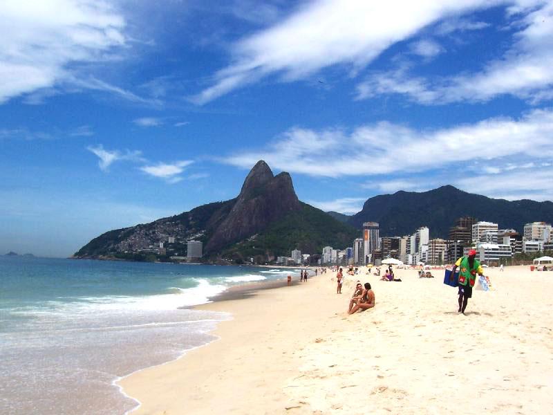 Playas urbanas de Brasil: Ipanema
