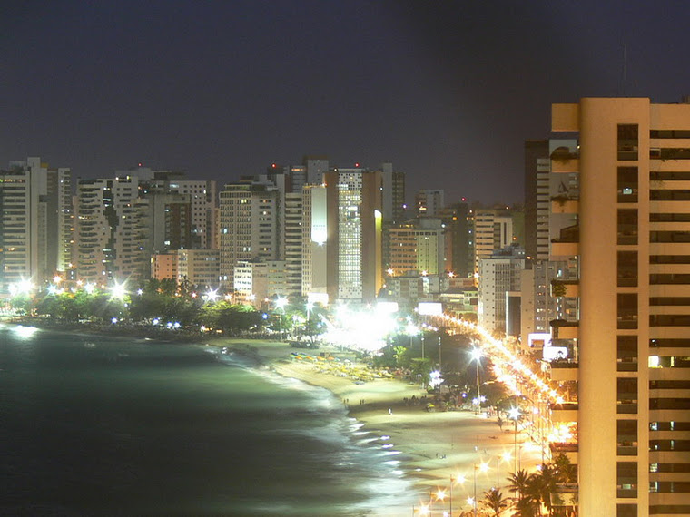 Playas urbanas de Brasil: Iracema