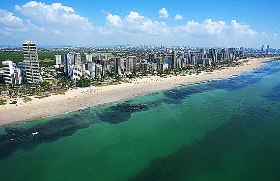 Playas urbanas de Brasil: Boa Viagem