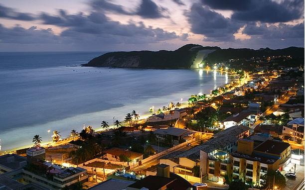 Playas urbanas de Brasil: Ponta Negra, Natal