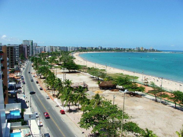 Playas urbanas de Brasil: Pajuçara