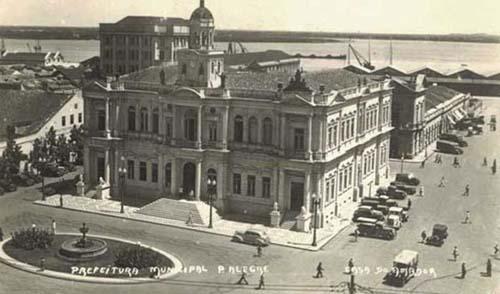 Historia y desarrollo de Porto Alegre