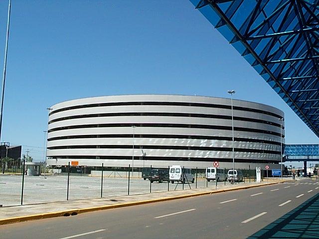 Aeropuerto en Porto Alegre
