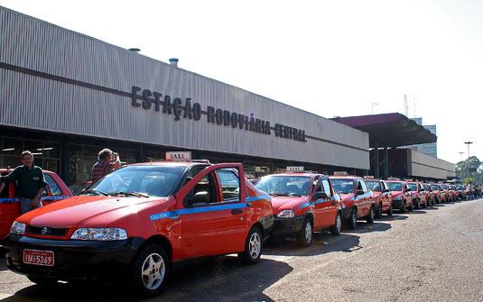 Taxis en Porto Alegre