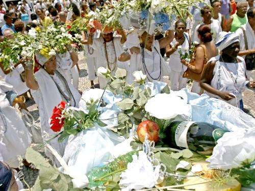Puntos de la religión Umbanda