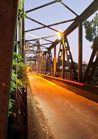 Puente Aldo Pereira de Andrade en Blumenau