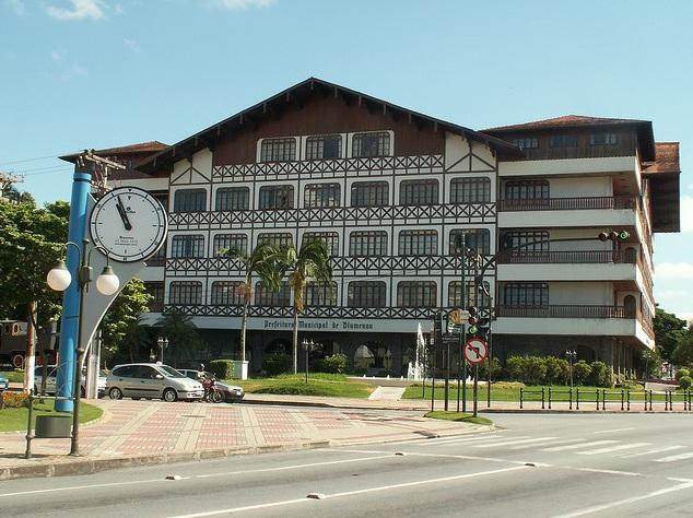 Prefectura Municipal de Blumenau