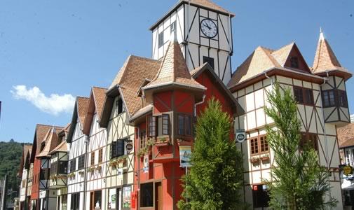 Vila Germanica en Blumenau