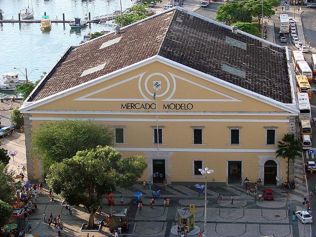 Mercado Modelo de Salvador de Bahía