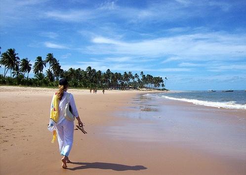 Las playas bahianas