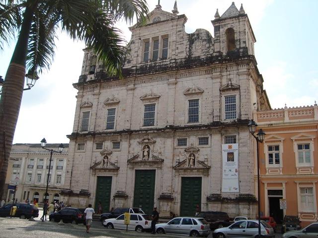 Catedral de Salvador de Bahía
