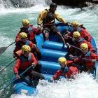 Rafting en Brasil