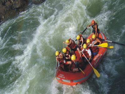 rafting iguazu