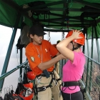 Rapel y adrenalina en las Cataratas de Iguazú