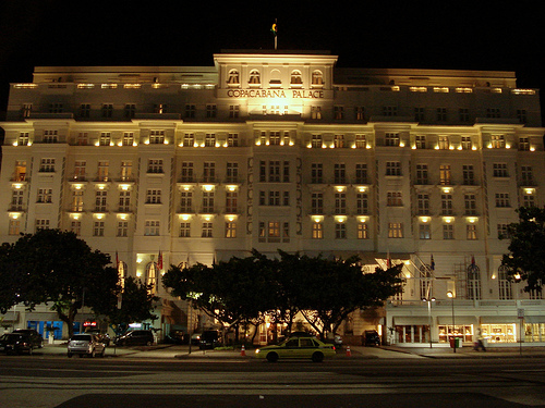 Los resorts de playa más lujosos de Brasil: Copacabana Palace
