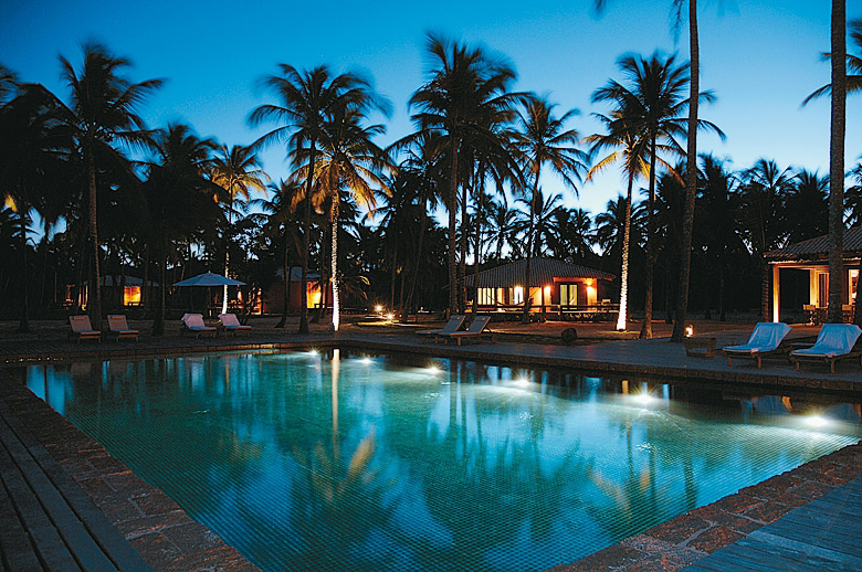 Los resorts de playa más lujosos de Brasil: Fazenda Sao Francisco do Corumbao