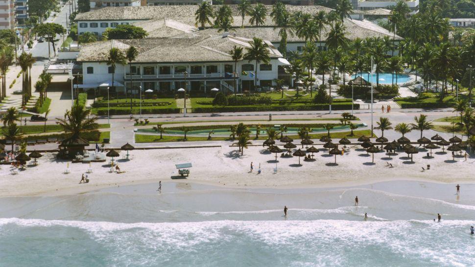 Los resorts de playa más lujosos de Brasil: Casa Grande en Guarujá