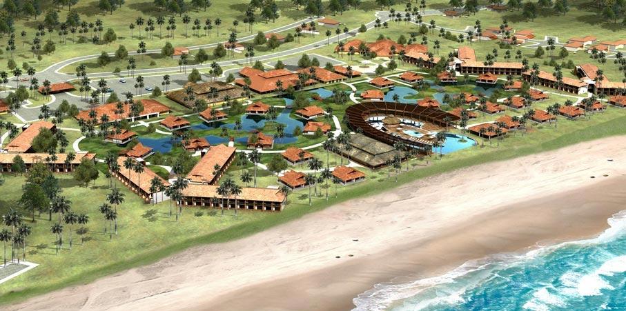 Los resorts de playa más lujosos de Brasil: Vilá Galé