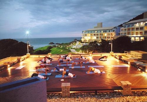 Los resorts de playa más lujosos de Brasil: Costao do Santinho