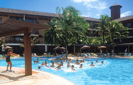 Top 5 Resorts familiares en Brasil: Beach Park Suites