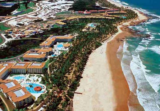 Top 5 Resorts familiares de Brasil: Breezes Costa do Sauípe