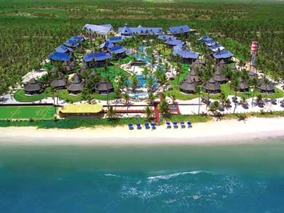 Top 5 Resorts familiares de Brasil: Summerville Resort en Porto de Galinhas