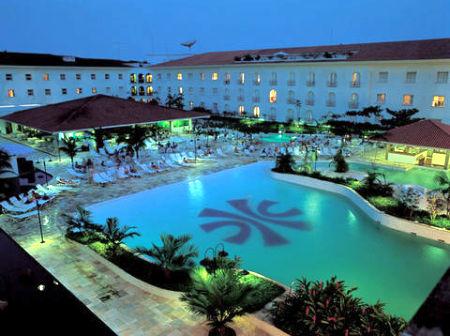Top 5 Resorts familiares de Brasil: Tropical Manaus