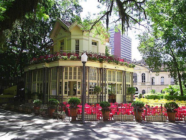 Chalé Praça XV en Porto Alegre