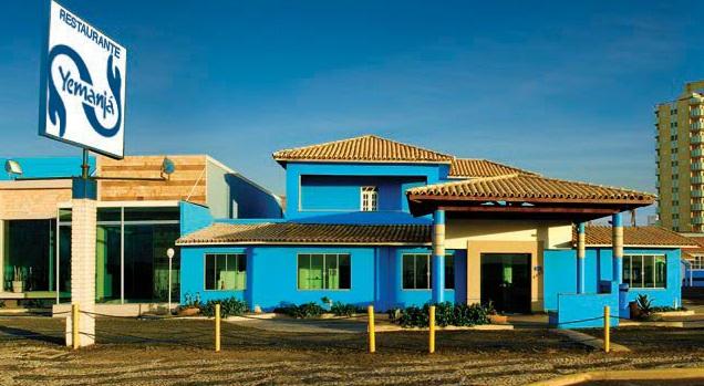 Restaurante Yemanjá en Salvador