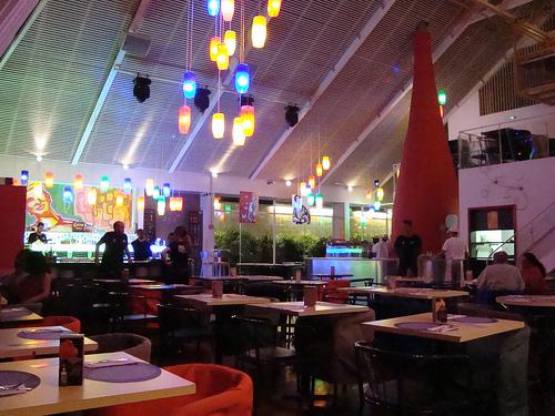 Pizzeria Piola en Salvador