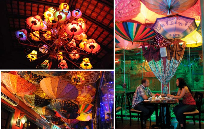 Maricotinha Lounge, Bar & Restaurante en Belém