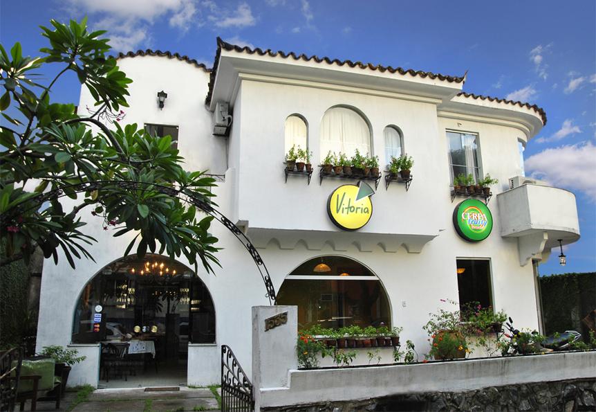 Pizzaria Vtoria en Belém