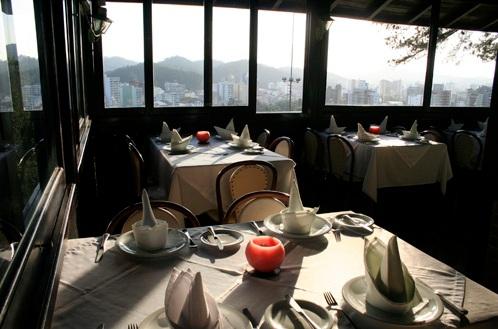 Restaurante Frohsinn en Blumenau
