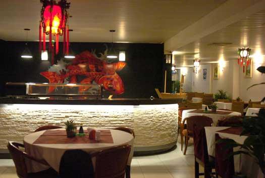 Restaurante Chines en Blumenau
